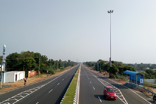 Ongoing Projects - Tamil Nadu Road Development Company (TNRDC)